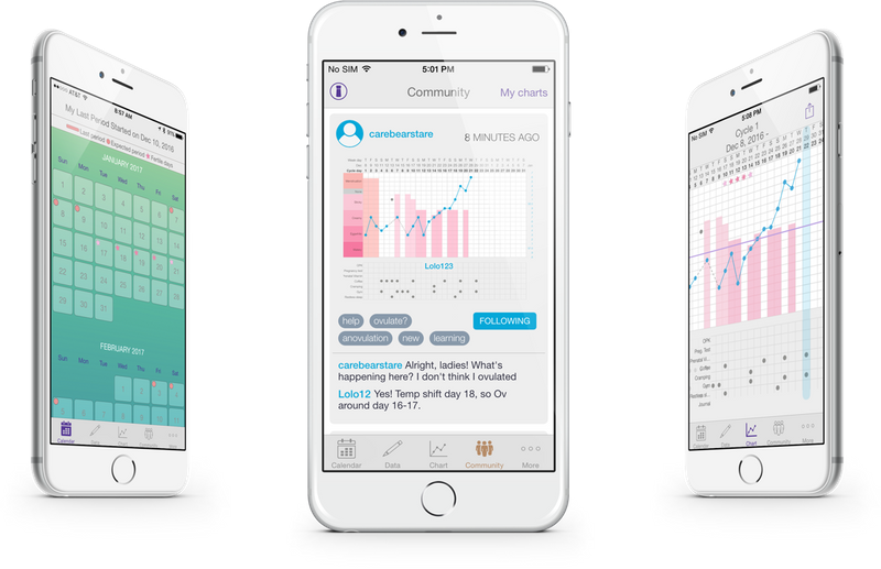Kindara Fertility Charting App
