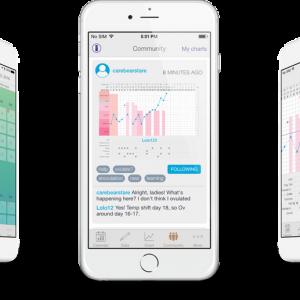 Kindara Fertility Charting App